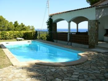 House With Private Pool And Sea View. HUTG 002804